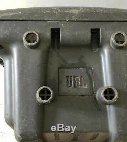Pair of JBL EON Power15 PowerSub Active Powered PA Speakers