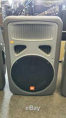 Pair of JBL Eon PowerSub 15 Active Subwoofers Powered PA Speakers 800W