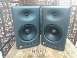 Pair of JBL LSR4328P Powered Studio Monitor Speakers