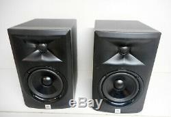 Pair of JBL Professional LSR305 5 First Gen. 2-Way Powered Studio Monitors