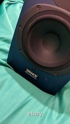 Pair of Tannoy Reveal Active (self powered) monitors/speakers