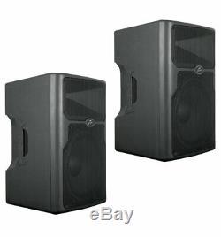 Peavey (2) Pvxp12 Pro Audio DJ 800W 2-Way Powered 12 Plastic Pa Speaker Pair