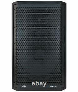 Peavey Dark Matter DM 115 Powered PA Loudspeaker (Pair)