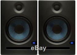 PreSonus Eris E8 Powered Studio Monitor Speaker Pair 100% Goes to Charity