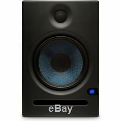 Presonus ERIS E8 Black Pair 8 2-Way Active Powered Studio Monitor Speakers 140W