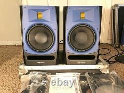 Presonus R80 AMT Studio Monitors Set Pair Active Reference Speakers Powered 8 in