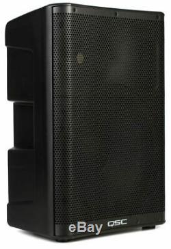 QSC CP12 Powered LoudSpeakers Speaker Pair