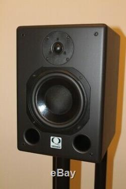 Quested S8 Studio Monitors Latest Revision Pair Active Powered Speakers