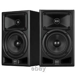 RCF AYRA PRO6 Active Powered Studio / DJ Monitors (pair) NEW