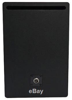 Rockville APM6B 6.5 2-Way 350W Active/Powered USB Studio Monitor Speakers Pair