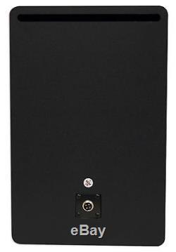 Rockville APM8C 8 2-Way 500W Active/Powered USB Studio Monitor Speakers Pair