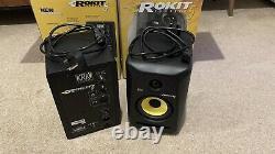 Rokit Powered 5 KRK Studio Speakers (Pair)