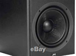 Stage Right by Monoprice 8 Powered Studio Monitor Speakers (pair)