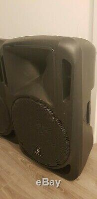 Studiomaster Drive 15A 15'' Active / Powered PA Speakers 300W DRIVE15A PAIR