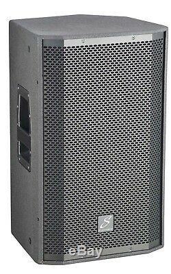 Studiomaster Venture12A 12 1200w Active Powered Full Range Speakers PAIR