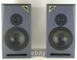 Superb Spendor SA300 Active Studio Monitors Powered Speakers Matched Pair