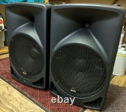 TX15 600W 15 2-Way Active Powered PA Speaker TX Series Pair