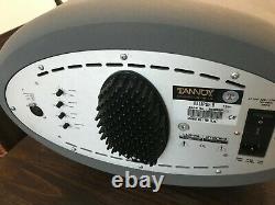 Tannoy Ellipse 8 Powered 8 Dual Concentric 3-Way Studio Monitors (pair)