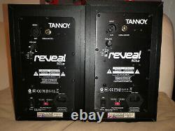 Tannoy Reveal 501a Powered Studio Monitor Speakers (Pair)