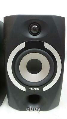Tannoy reveal 501a active monitors powered speakers pair
