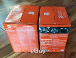 Two (Pair) JBL PRO LSR 305 Original Version MINT Powered Studio Monitor Speakers