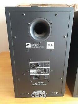 Used Jbl Lsr 308 Studio 3 Active Powered Speakers Pair