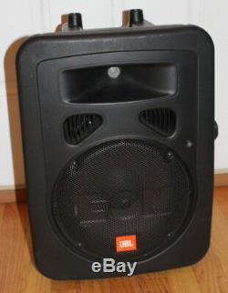 Very Nice Pair (2) JBL EON 10 G2 Professional Powered Speakers