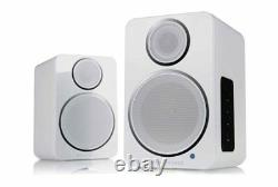 Wharfedale DS-2 Active Speakers Bluetooth AptX Powered Pair Compact Wireless