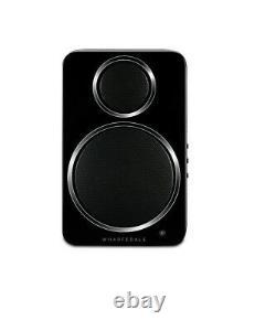 Wharfedale DS-2 Active Speakers Bluetooth AptX Powered Pair Loudspeakers