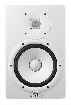 YAMAHA HS5W Powered Studio Monitor Speaker White pair from Japan NEW