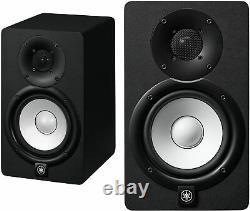 YAMAHA Powered Studio Monitors HS5 Pair Speaker Unit HS5 Series Black New
