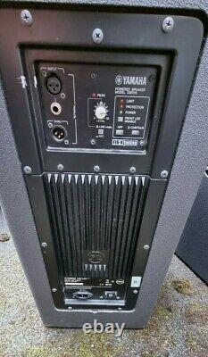 Yamaha DSR115 Powered Speaker PAIR
