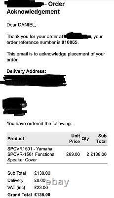 Yamaha DXR15 Powered Speakers Pair With SPCVR-1501 Covers, London, OFFERS