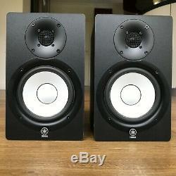 Yamaha HS50M Powered Active Studio Monitors Speakers (PAIR)