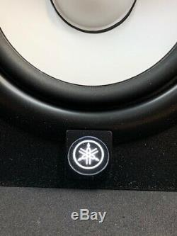 Yamaha HS5 Powered Studio Monitor Black (Pair)