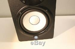 Yamaha HS5 Powered Studio Monitor Black (Pair) EXCELLENT SOUND