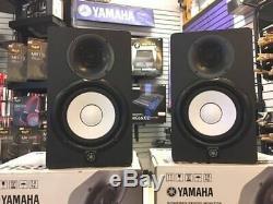 Yamaha HS5 Powered Studio Monitor Pair HS-5 X2 Pair Used