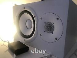 Yamaha HS7 POWERED STUDIO MONITOR Pair (White)