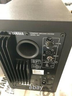 Yamaha HS7 Powered Active Studio Monitor Speakers Pair