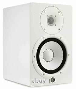 Yamaha HS7 Powered Studio Monitor White Pair