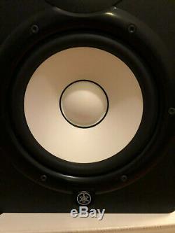 Yamaha HS7 Powered Studio Monitors (Pair) Black