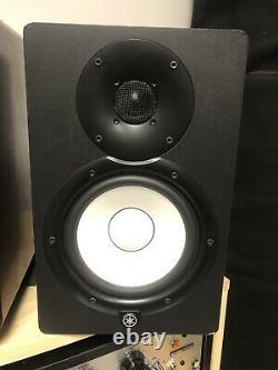 Yamaha HS7 Powered Studio Monitors (Pair) Used