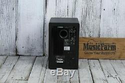 Yamaha HS7 Two Way Powered Studio Monitor PAIR OF TWO 95 Watt Active Speakers