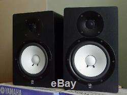 Yamaha HS80M Studio Reference Powered Speaker Monitors (pair)