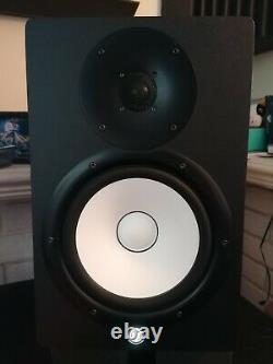 Yamaha HS8 Powered Monitor Speakers Pristine Condition Pair