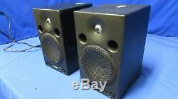 Yamaha MSP3 Powered Monitor Speaker -Pair