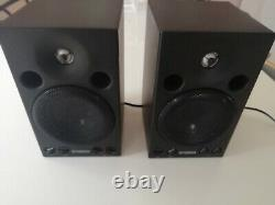 Yamaha MSP3 powered studio monitor SPEAKERS Pair