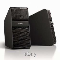 Yamaha NX-50 Speakers Active Desktop Compact Powered Powerful PC NX50 Desk PAIR