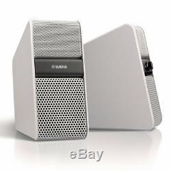 Yamaha NX-50 Speakers Active NX50 Desktop Compact Powered PC MAC Apple PAIR